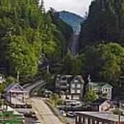 Ketchikan Alaska Art Print