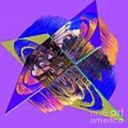 1422 Abstract Thought Art Print