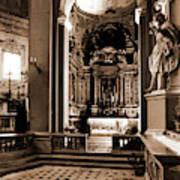 Abruzzo, Aquila, Sulmona, Chiesa Dell Annunziata Art Print