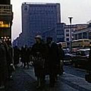 Berlin 1961 Art Print