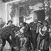 Edward Jenner (1749-1823) Art Print