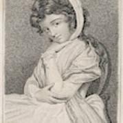 Emma, Lady Hamilton  Wife Of Lord Art Print