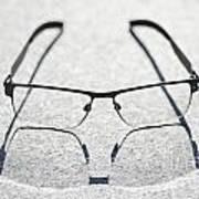Eyeglasses Art Print