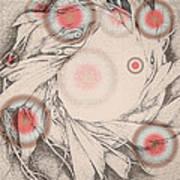 Fish Art Print by Moshfegh Rakhsha