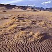 Great Sand Dunes Art Print
