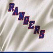 New York Rangers Art Print