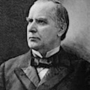 William Mckinley (1843-1901) Art Print