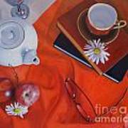 1530 Time For Tea Art Print