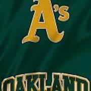 Oakland Athletics Art Print