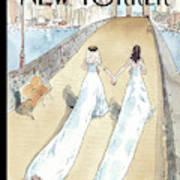 New Yorker July 25th, 2011 Art Print
