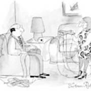 New Yorker May 18th, 2009 Art Print