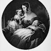 Victoria Of England Art Print