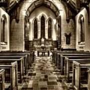 Westminster Presbyterian Church Art Print
