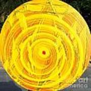 Eternal Circle Art Print