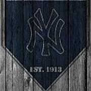 New York Yankees Art Print