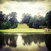 #17 The Bluffs #golf #iphone5 Art Print