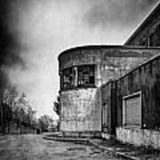 Abandoned Sanatorium Art Print