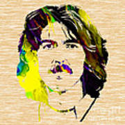 George Harrison Collection Art Print