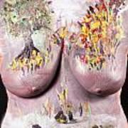 18. Judy Robkin, Artist, 2015 Art Print