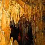 Luray Cavern Art Print