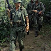 Vietnam War, 1967 Art Print