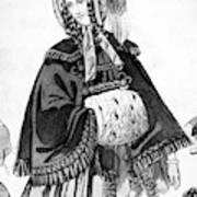 Women's Fashion, 1842 Art Print