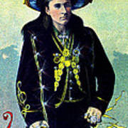 1880 Lighthall's Medicine Show Art Print by Historic Image