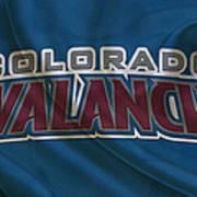 Colorado Avalanche Art Print