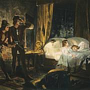Shakespeare: Richard IIi Art Print