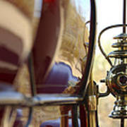 1903 Pope Hartford Model B 1 Cylinder 10 Hp 4 Passenger Dos Y Dos Chain Drive Lamp Art Print