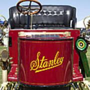 1905 Stanley Model E Art Print
