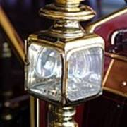 1907 Panhard Et Levassor Lamp Art Print