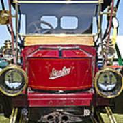 1910 Stanley Model 70 Art Print
