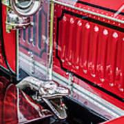 1912 Rolls-royce Silver Ghost Rothchild Et Fils Style Limousine Snake Horn -0711c Art Print