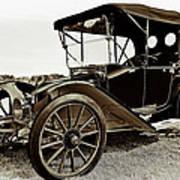 1913 Argo Electric Model B Roadster Coffee Art Print