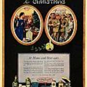 1918 - Colgate Advertisement - World War I - Color Art Print