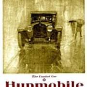 1918 - Hupmobile Automobile Advertisement - Color Art Print