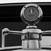 1926 Ford Model T Hood Ornament Art Print