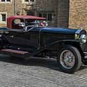 1927 Isotta Fraschini Tipo 8a Roadster Art Print
