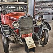 1928 Dodge Roadster Art Print