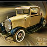 1929 Ford Art Print