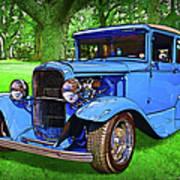 1930 Ford Art Print