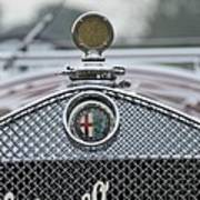 1931 Alfa Romeo Art Print