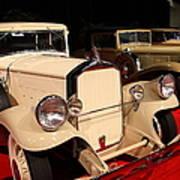 1931 Pierce Arrow Model 43 Club Sedan 5d26822 Art Print