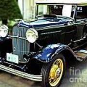 1932 Ford Cabriolet Art Print