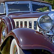 1933 Chrysler Imperial - Cl Phaeton Art Print