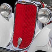 1933 Dodge Sedan Art Print