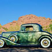 1933 Pontiac -0008c Art Print