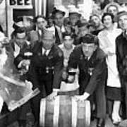 1933 Prohibition Repeal Art Print