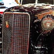 1934 Cadillac V16 Aero Coupe - 5d19876 Art Print